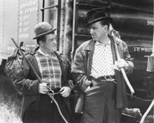 Abbott & Costello explain unemployment